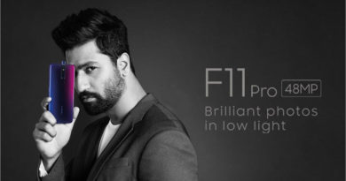 OPPO Announces #BeBrilliant Campaign With Bollywood Rising Star Vicky Kaushal