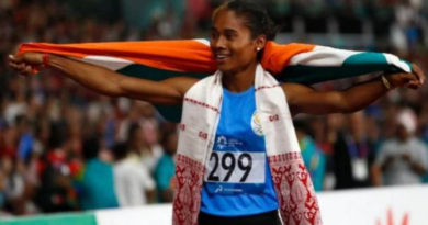 Bollywood congratulates Supergirl Hima Das