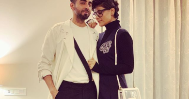 Ayushmann Khurrana shares a lovely picture with the Dream Girl of his life
